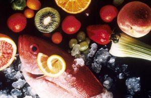 voeding met hoog gehalte vitamine B5