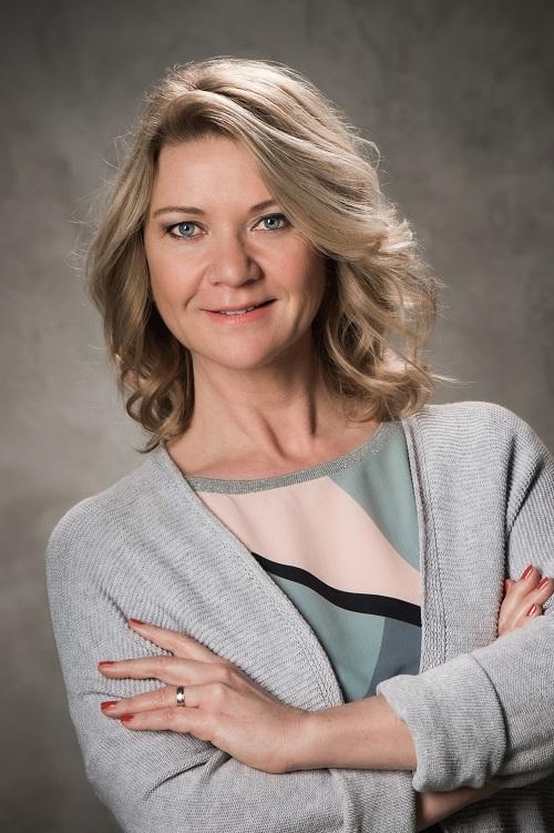 Astrid Koole auteur van het collageenkookboek