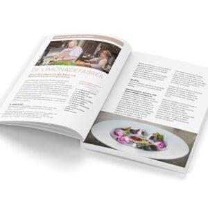 Mockup collageenkookboek wat zie jij er lekker uit!