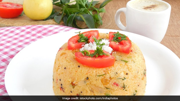 Tomato Upma Recept Griesmeel of rava