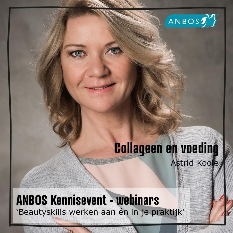 astrid koole lezing over collageen en voeding