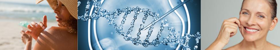 genetische factoren spelen ook een rol bij huidveroudering