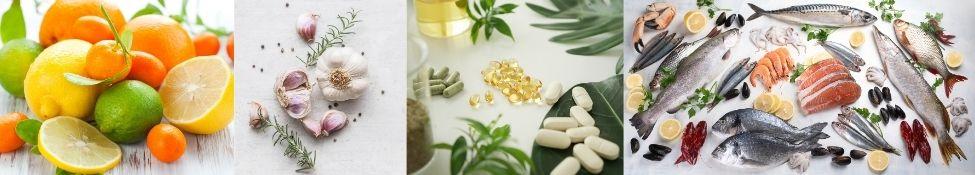 voedingsmiddelen die vitamine D en C bevatten