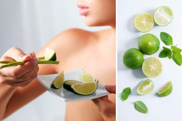 Limoen voor een gezonde huid en de aanmaak van collageen en een sterk immuunsysteem. Ook alles over hesperidine.