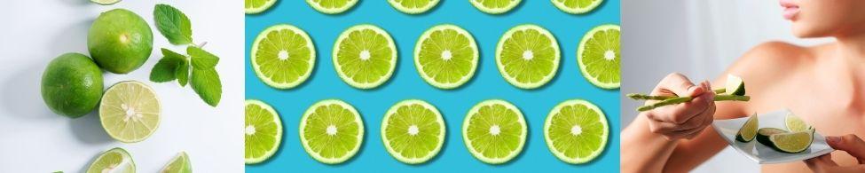 Limoenen voor het versterken van het immuunsysteem en een gezonde huid.