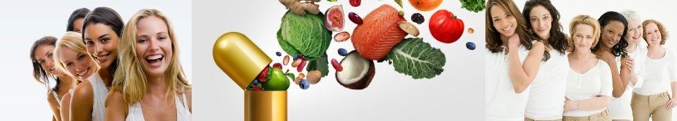 Voedingsbronnen van de verschillende vitamines voor vrouwen in alle leeftijden