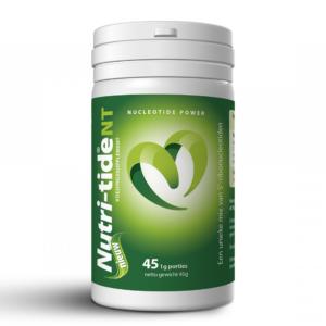 verpakking nucleotiden voedingssupplement