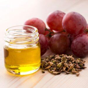 Druivenpitolie voor collageen in je huid